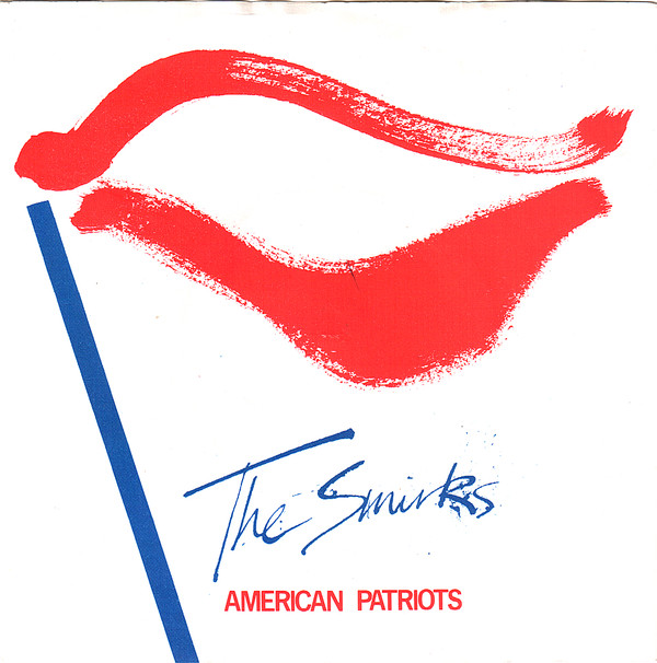 Smirks, The - American Patriots EP cover of release