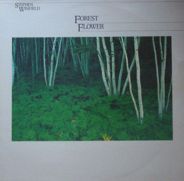 Stephen Winfield - Forest Flower cover of release