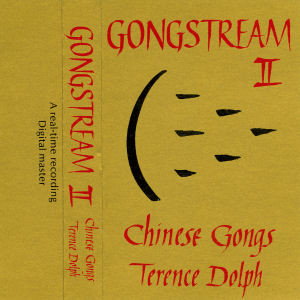 Terence Dolph - Gongstream II cover of release