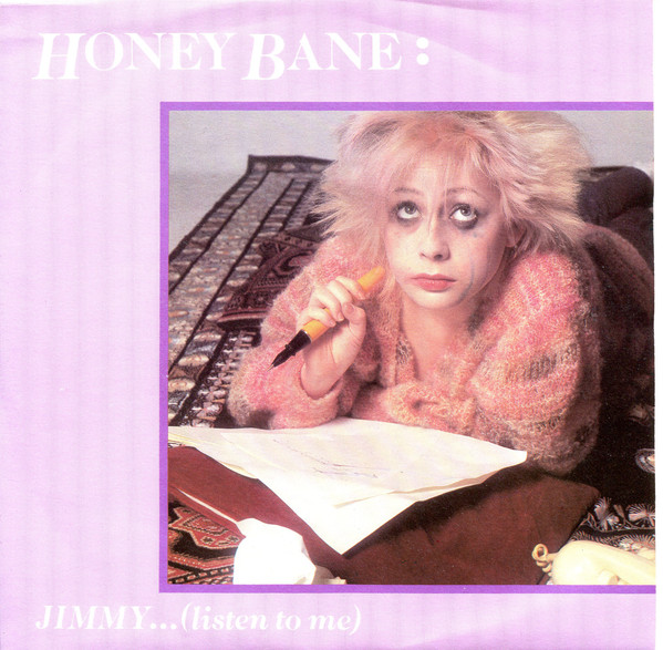 Honey Bane - Jimmy... (Listen To Me) cover of release