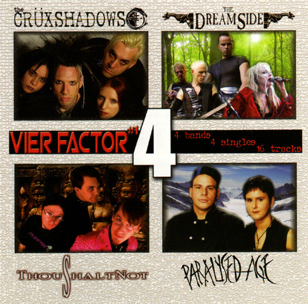 Various - Vier Factor #1 cover of release