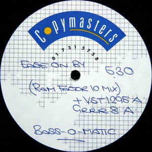 Bassomatic - Ease On By