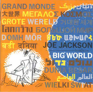 Joe Jackson - Big World