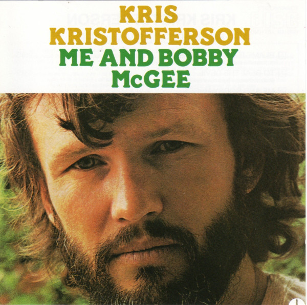 Kris Kristofferson - Me And Bobby McGee cover of release