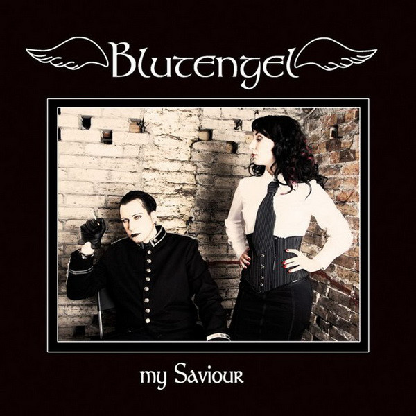 Blutengel - My Saviour cover of release