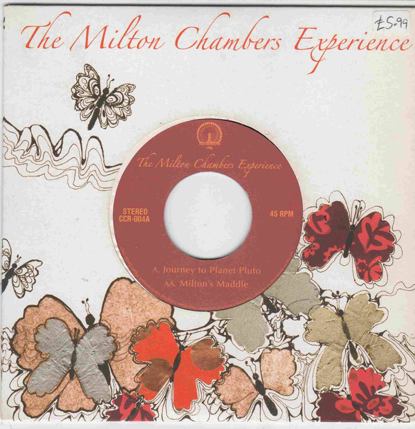 Milton Chambers Experience , The - Journey To Planet Pluto / Milton's Maddle cover of release