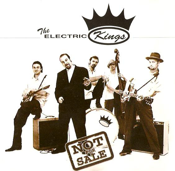 Electric Kings, The - Not For Sale cover of release