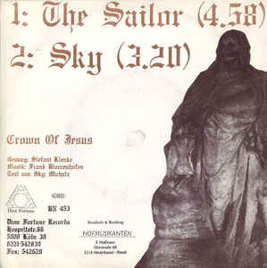 Crown Of Jesus - The Sailor