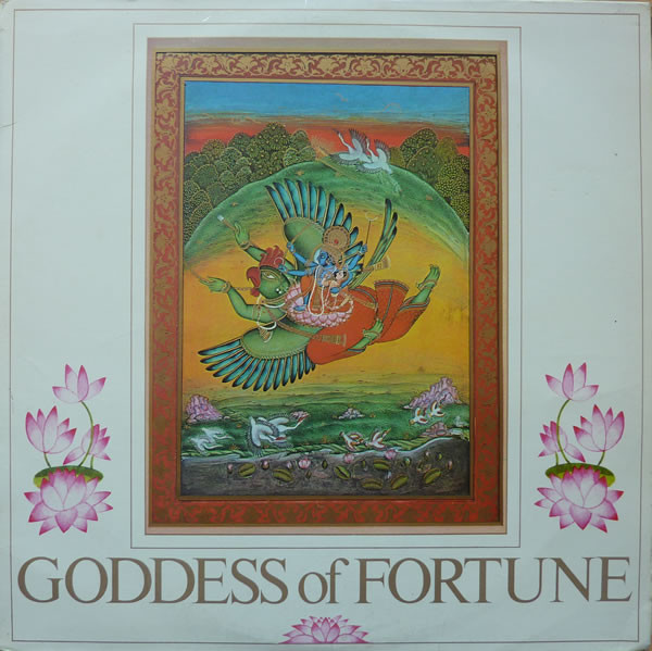 Goddess Of Fortune - Goddess Of Fortune cover of release
