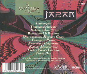 Yeskim - A Voyage To... Japan
