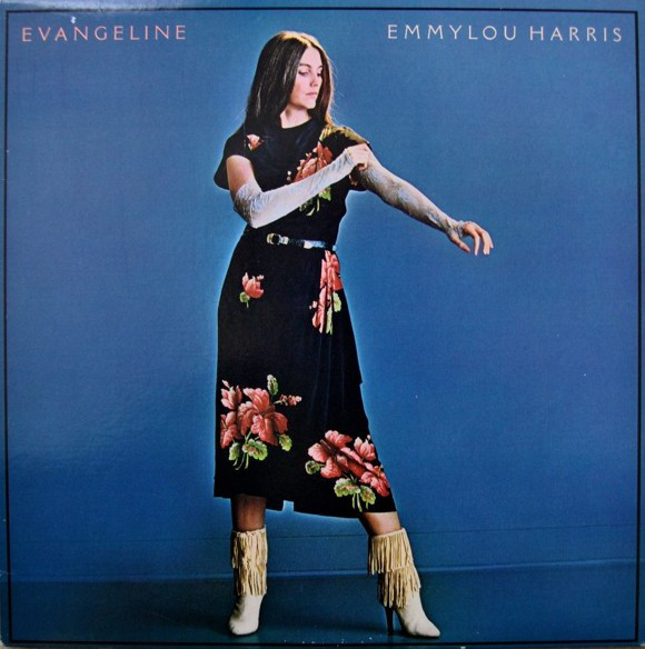 Emmylou Harris - Evangeline cover of release