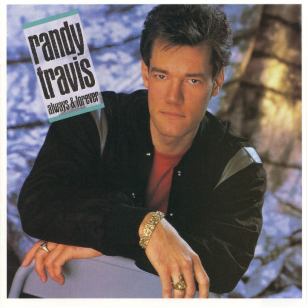 Randy Travis - Always & Forever cover of release