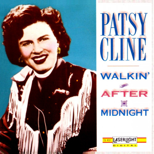 Patsy Cline - Walkin' After Midnight cover of release
