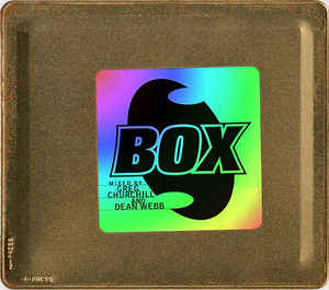 Greg Churchill - Box - Mixed By Greg Churchill And Dean Webb