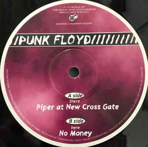 Punk Floyd - Piper At New Cross Gate